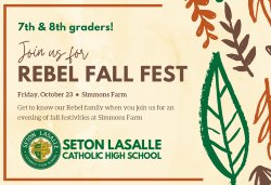 Rebels Fall Fest